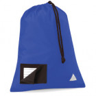 School Pump Bags Royal