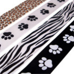 Animal Print Ribbon