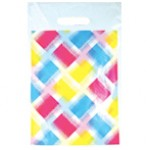 Diamond Design Carrier Bags