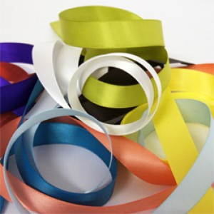 15mm Satin Ribbon Metre