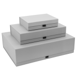 Grey Magnetic Gift Boxes