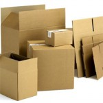 Double Wall Postal Boxes
