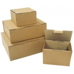 Tuck In Lid Postal Boxes