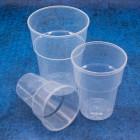 Pint Plastic Clear Tumbler