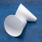 Polystyrene Chippy Cones