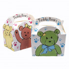 Childrens Meal Boxes Teddy Bear