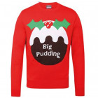 Big Pudding Christmas Jumper