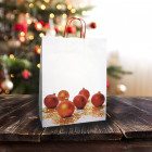 Small Bauble Paper Carrier Bags