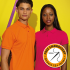 Ladies Poly Cotton Blend Polo Shirts