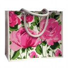Floral Laminated Cotton Bags