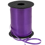 Violet Curling Ribbon