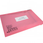 300mm Pink Eco Mailing Bags