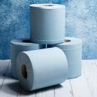 Value Blue Barrel Rolls