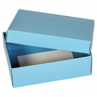 Large Blue Gift Boxes