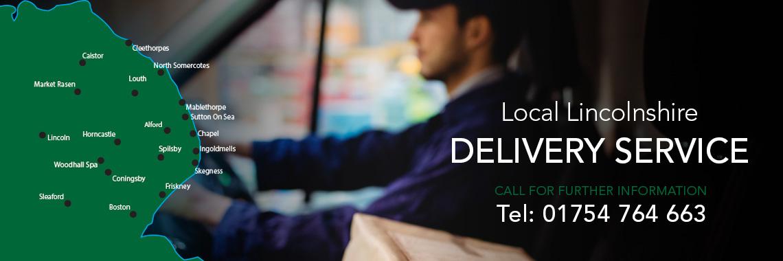 Lincolnshire Delivery Service