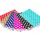 5x7in Polka Dot Paper Bags