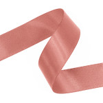 Light Coral Double Faced Satin Ribbon