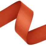 Torrid Orange Grosgrain Ribbon