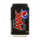 Pepsi Max Cans 24x330ml