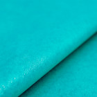 Turquoise Crystalized Tissue Paper