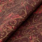Burgundy Swirl Tissue Paper