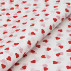 Hearts Tissue Paper