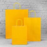 Sunflower Paper Carrier Bags