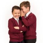 Children's School Cardigan