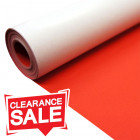 Red Poster Paper