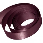 Burgundy Satin Ribbon