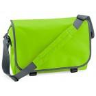 Lime School Messenger Bags