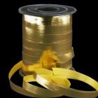 5mm Metallic Gold Curling Ribbon