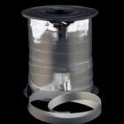 5mm Metallic Silver Curling Ribbon