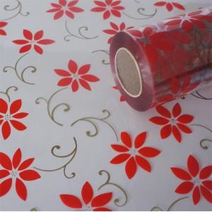 Poinsettia Film Rolls