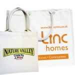 Printed Laminated Cotton Bags