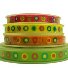 Summer Dot Ribbon