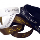 Chocolate Printed Ribbon