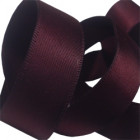 15mm Claret Satin Ribbon