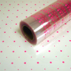 Pink Dot Florist Film Roll