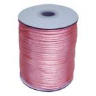 Satin Cord Pink