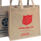 410mm Printed Jute Bags