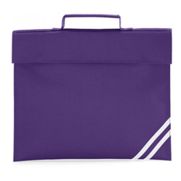 Image result for purple book bag