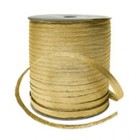 Raffia Metallic Gold