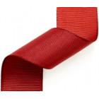 23mm Grosgrain Ribbon Red