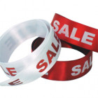 SALE printed ribbon
