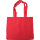 Large Raspberry Cotton Bags